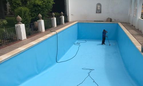 Impermeabilizaci n de estanques y piscinas for Impermeabilizacion piscinas